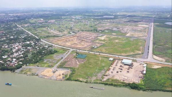 Cap nhat tien do du an Izumi City Dong Nai Nam Long 2021