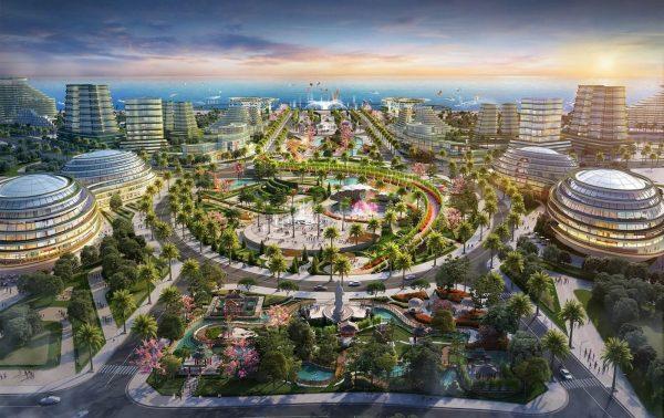 Khu đô thị IZUMI CITY Đồng Nai